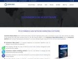 Ecommerce MLM Software – LEAD MLM SOFTWARE