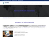 MLM Software Demo – LEAD MLM SOFTWARE
