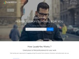 LeadsHire – Get Leads, Get Hired at India Best Marketplace
