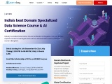 Learnbay- the best destination for  data science course for working professionals