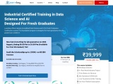 IBM Certified Data Science and AI program