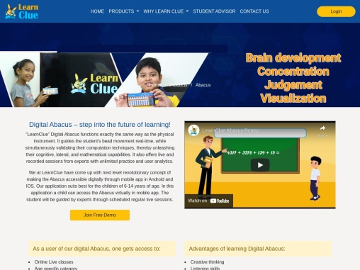 Abacus for kids | abacus online  | Learn clue