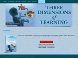 Three Dimensions of Learning by Dr. Carolyn Nooks Teague| Order Now!