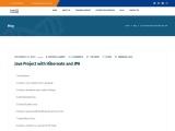 Java Project with Hibernate and JPA – JPA Tutorial