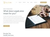 Law firm UK | LegalLiaise