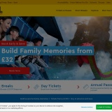 2nd Day FREE Tickets with LEGOLAND Holidays