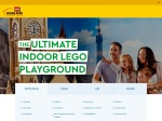 Legoland Discovery Center Promo Codes