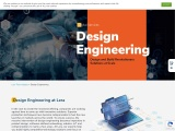 Best Design Engineering Services and Solutions in USA | Lera Technologies
