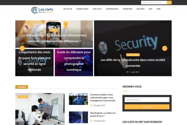 les-clefs-du-net.com