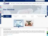 Merchant Banking Services Provider