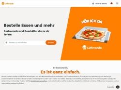 Lieferando screenshot