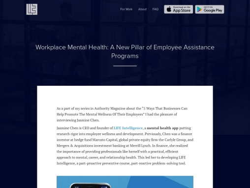 5 Ways Companies Can Promote Workplace Mental Wellness
