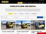 Forklift Hire Melbourne – Liftech