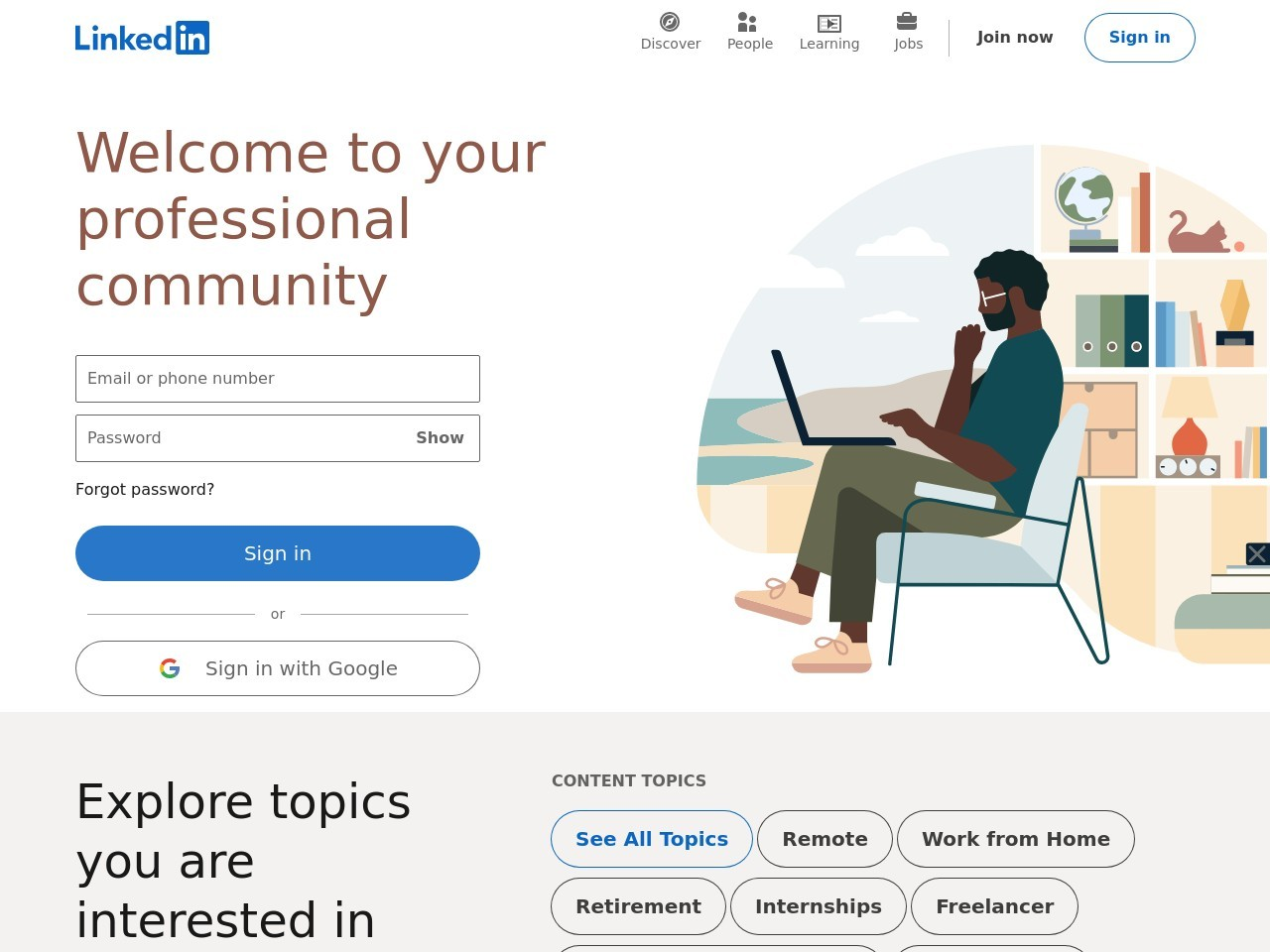 Aries International  Linkedin Profile