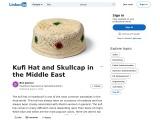 Prayer Cap – Best Prayer Hat For Him!
