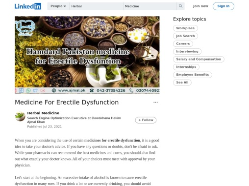 Erectile Dysfunction Cure – Herbal Remedies for Erectile Dysfunction