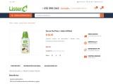 Seiva de Pinheiro 500ml   Lister Plus Natural Health Supplements