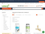 Vitamina D3 30 cápsulas | Lister Plus Natural Health Supplements
