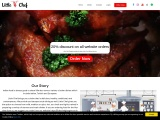 Little Chef Glasgow | Indian Food Delivery | Food Near Me