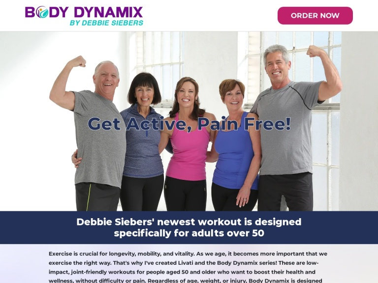 Body Dynamix Coupons screenshot