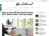 How to Turn Off the Touch Feature On A Delta Faucet: The easy steps!  – Live Enhanced