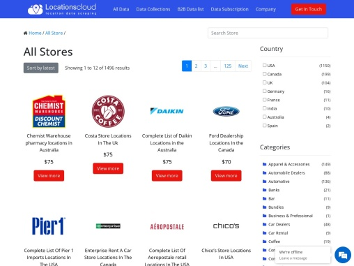 Complete List Of Top Regional Grocery Chain In Northeast