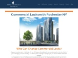 Commercial Locksmith Services / Locksmith in Rochester