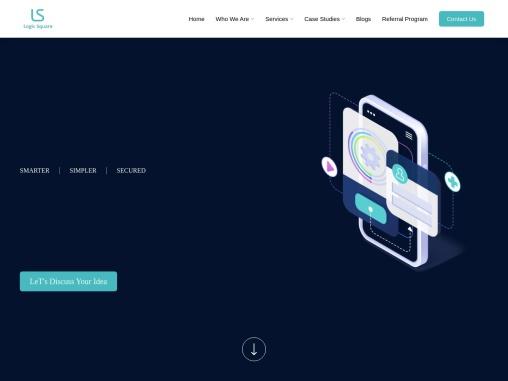 Mobile App Development Services | Logic Square Technologies