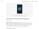Get started with React Native Navigation