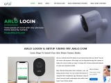 Steps For Arlo Login My Account