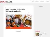 aw delivery malaysia aw delivery malaysia
