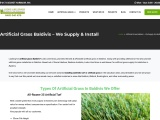 The best synthetic lawn Baldivis