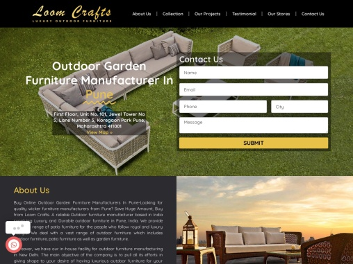 Best Outdoor Furniture In Bhubaneswar