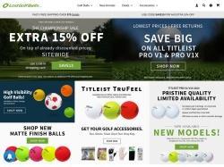 Lost Golf Balls screenshot