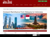 Safe Transfer Money Overseas from Malaysia to Indonesia