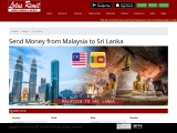 How to Send Money Fast Through Online from Malaysia to Sri Lanka
