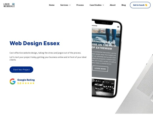 Web Design Essex – Reliable and Cost Effective
