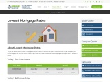 How To Get The Lowest Mortgage Rates In 2021