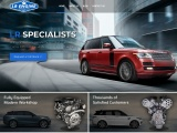 Land Rover & Range Rover engines, reconditioned & used stock LR Engine Specialists