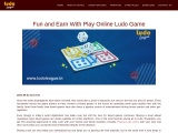 Fun and Earn With Online Ludo Game