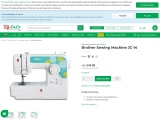 Buy your best sewing machine online