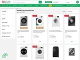 Get online washing machine  with reasonable price lulu hypermarket UAE