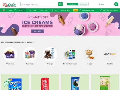 online grocery shopping malaysia-luluhypermarket