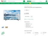 Shop online best led tv lulu UAE hypermarket