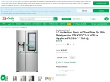 Get online LG refrigerators at affordable price