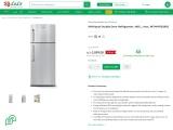 Buy online whirlpool double door refrigerators at affordable price