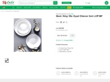 Order best dinner sets from malaysia store