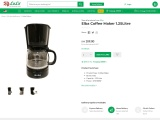 Coffee makers online at an affordable rate