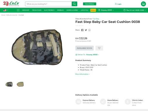 Baby car seat malaysia product online