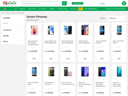 Huawei y5 online from our Malaysia store.